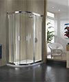 Twyford Hydr8 Offset Quadrant Shower Enclosure 1200 x 800mm - Thumb Image 1