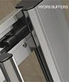 Twyford Hydr8 Offset Quadrant Shower Enclosure 1200 x 800mm - Thumb Image 3