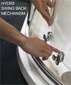 Twyford Hydr8 Offset Quadrant Shower Enclosure 1200 x 800mm - Thumb Image 4