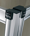 Twyford Hydr8 Offset Quadrant Shower Enclosure 1200 x 800mm - Thumb Image 6