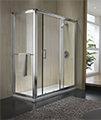Twyford Hydr8 Shower Enclosure Side Panel 700mm - H82400CP - Thumb Image 3
