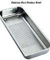 Franke Mythos Slim-Top DP MMX 211 Stainless Steel Kitchen Sink And Tap - Thumb Image 5