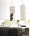 Duravit 2nd Floor Mirror With Lighting And 1480mm Ceiling panel - Thumb Image 1
