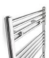 Tivolis Straight 500 x 800mm Chrome Towel Rail - STRCR5080 - Thumb Image 2